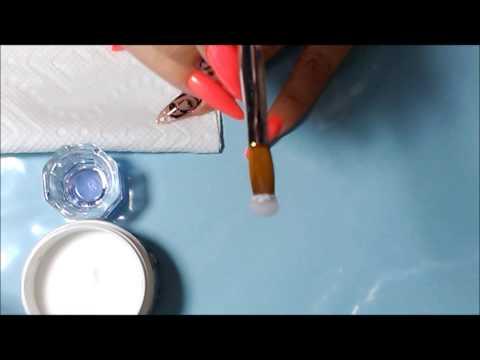 Como controlar la humedad del Acrílico para lograr las perlas del Tamaño Deseado