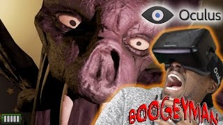 getlinkyoutube.com-Crying Tears Of Fear   Boogeyman VR Oculus Rift Horror Game   DK2
