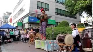 getlinkyoutube.com-파주길거리 배꼽잡는 품바