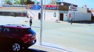 getlinkyoutube.com-Deadly police shooting in Los Angeles