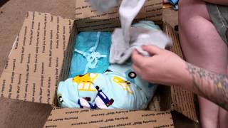 getlinkyoutube.com-Gorgeous Reborn Baby Box Opening! Lifelike Reborn Baby Doll! Fake Baby Doll!