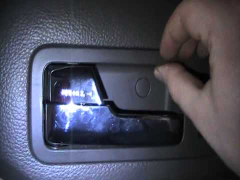 2006 Fusion Door 2006 Ford Fusion