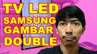 getlinkyoutube.com-TV LED Samsung Gambar Double VLOG17