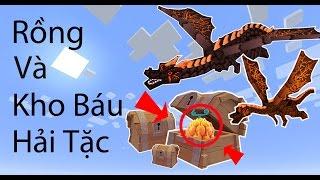 getlinkyoutube.com-Minecraft One Piece Tập 10 - Rồng Và Kho Báu Của Vua Hải Tặc | POBBrose ✔