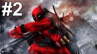 Deadpool Gameplay Walkthrough Part 2 No Commentary