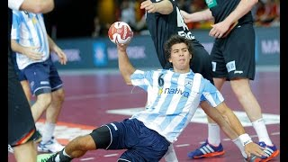 getlinkyoutube.com-Mundial de Handball 2015: Argentina vs Alemania