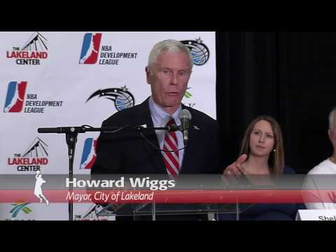 Orlando Magic D-League Press Conference