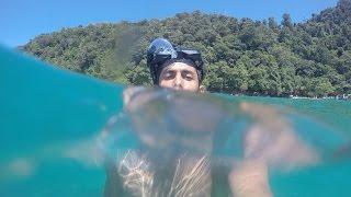 Phi Phi Island After The Tsunami - جزيرة في في بعد التسونامي