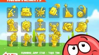 getlinkyoutube.com-Red Ball 4 Gameplay Walkthrough - Achievements
