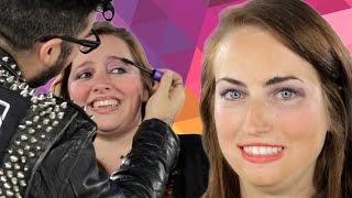 getlinkyoutube.com-Gay Men Give Lesbians Makeovers
