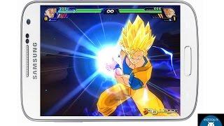 getlinkyoutube.com-Mejores juegos de dragon ball Z para Android