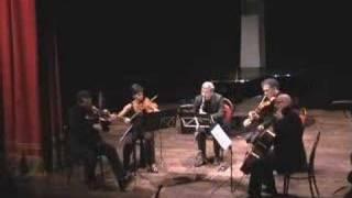 Sergio Bosi clarinet - Mozart quintet k 581, I mov.