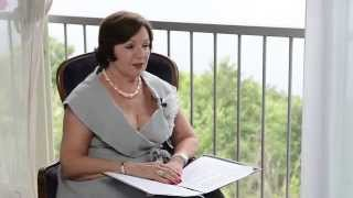 """getlinkyoutube.com-Contessa Juliette presenta il suo libro """"l'angelo con la frusta"""" in una video intervista in italiano"""