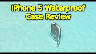 getlinkyoutube.com-iPhone 5 dropped in water for an hour!
