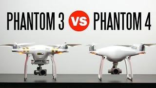 getlinkyoutube.com-DJI Phantom 4 vs DJI Phantom 3 Professional