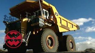 getlinkyoutube.com-Monster Truck: größter Muldenkipper der Welt - Welt der Wunder