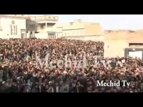 40th of Alamdar Road Incident & 1st Day Of Sit In Protest, 18 Feb 2013 Part 03