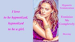 getlinkyoutube.com-Hypnotic Feminization: Feminize Me Completely
