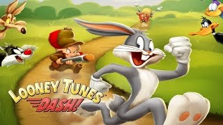 getlinkyoutube.com-Looney Tunes Dash! - (by Zynga Inc.) - iOS / Android - HD (Sneak Peek) Gameplay Trailer