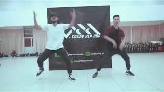 chezidon- don chezina coreography by ARIAN PARRA