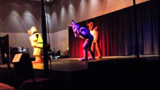 getlinkyoutube.com-Five Nights At Masquerade - Connichiwa 2015