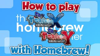 getlinkyoutube.com-How to Install Pokemon Neo X/Y through 3DS Homebrew! [Maybe Outdated?]