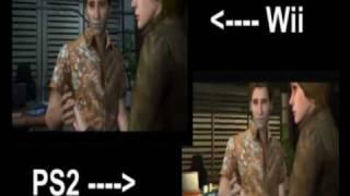 getlinkyoutube.com-Silent Hill Shattered Memories - Wii vs Ps2.