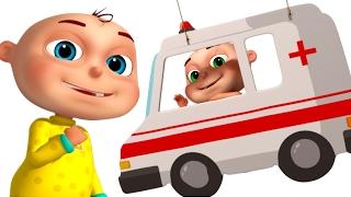 getlinkyoutube.com-Five Little Babies Dressed As Drivers | Nursery Rhymes Collection | Cartoon Animation For Kids