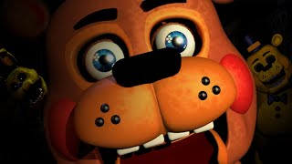 getlinkyoutube.com-Five Nights at Toy Freddy's: Part 2: Golden Bonnie? (Night 3 Complete) (2015)