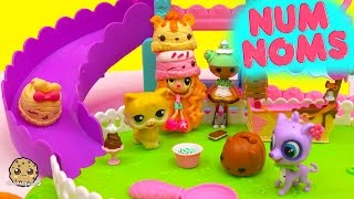 getlinkyoutube.com-Neopolitan Ice Cream Scented Num Noms Pack Play + Slide at Park with Kawaii Crush Cookieswirlc