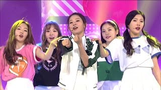 레드벨벳(Red Velvet) - Ice Cream Cake @인기가요 Inkigayo 20150510