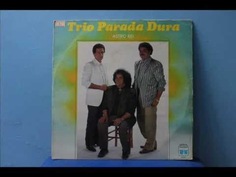 Trio Parada Dura - Barra Pesada (LP/1987)