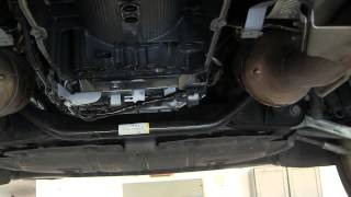 getlinkyoutube.com-Mercedes Transmission, 722.9, 7 speed, Limp Home Mode, Shutter, Torque converter, Valve body
