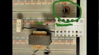 getlinkyoutube.com-DC - DC Boost Converter (DANGER HIGH VOLTAGE!) (HD 720p)