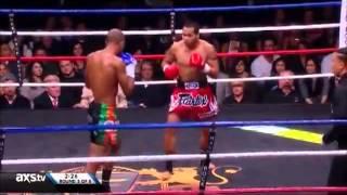 getlinkyoutube.com-Yodsanklai v Choplin 2013 Lion Fight (FULL)
