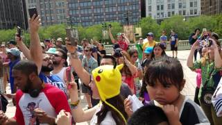 getlinkyoutube.com-Chicago sings Pokemon Theme Song in perfect harmony!