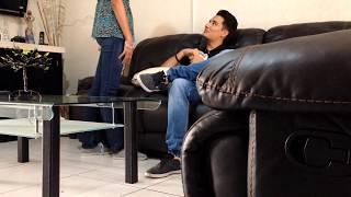 getlinkyoutube.com-EX NOVIA CELOSA (DESTRUYE CELULAR) | BROMA SALE MUY MAL | Jacob Valencia