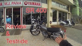 getlinkyoutube.com-Yamaha SR400 Review and Testride!