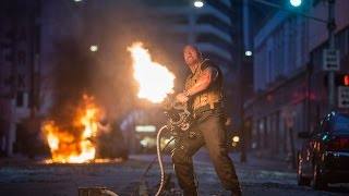 getlinkyoutube.com-Watch Jason Statham and The Rock Fight in New 'Furious' 7 Clip
