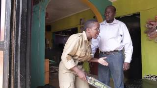 getlinkyoutube.com-Terror alert. Maximum security .Kansiime Anne. African Comedy.