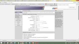 getlinkyoutube.com-Configuração do modem TECHNICOLOR TD5130 Adsl2+ e atualizar a firm oi velox