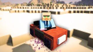 getlinkyoutube.com-AUTOS FAHREN | Minecraft Commands #37 | ConCrafter
