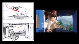 getlinkyoutube.com-A Day in the Life at LEGO Jurassic World video: Behind the Scenes