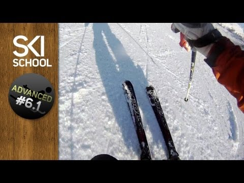 Advanced Ski Lesson #6.1 - How to Pole Plant