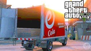 getlinkyoutube.com-GTA 5 Online: How To Open The Back Doors Of A Truck! Transport Players & Vehicles (GTA V Online)