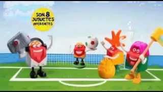 getlinkyoutube.com-Comercial McDonald's Español latino :Cajita feliz de Happys mundialistas Abril/2014