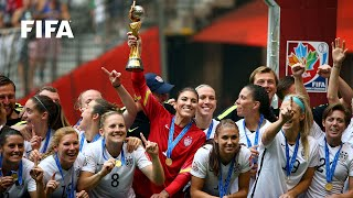 FINAL HIGHLIGHTS: USA v. Japan - FIFA Women's World Cup 2015