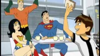 getlinkyoutube.com-Ben 10 y los super amigos - Ben quien? - Cartoon Network - English subs