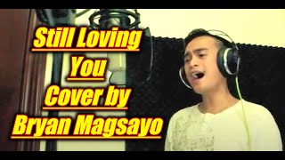 Scorpions - Still Loving You Cover BY Bryan Magsayo