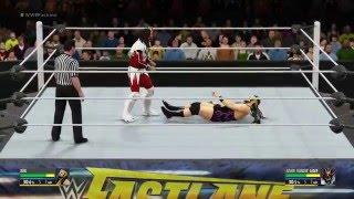 "getlinkyoutube.com-【PS4】WWE2K16 ""キング・オブ・ダークネス""EVIL VS 獣神サンダーライガー"
